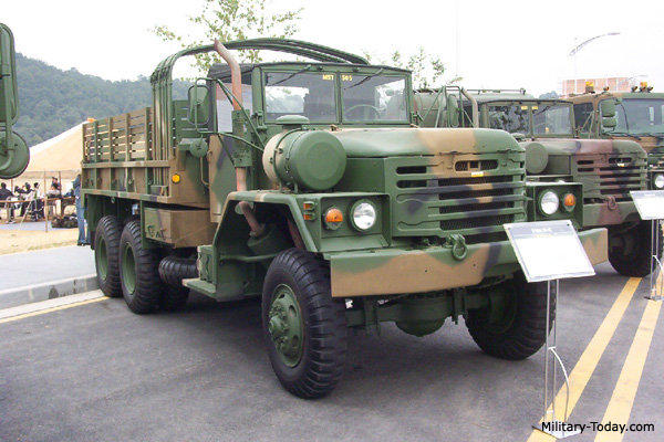 Kia Km500 General Utility Truck Military Today Com