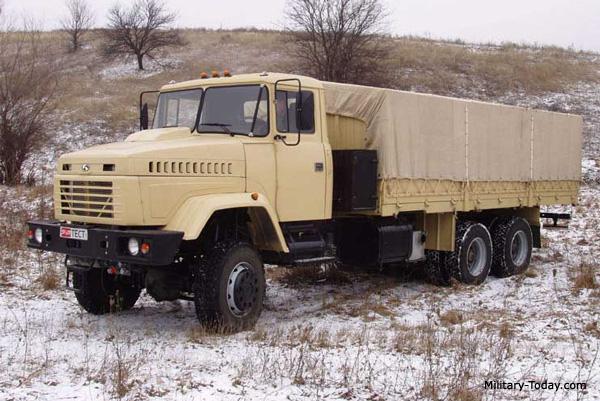 KrAZ-6135V6