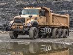 M917A3 dump truck