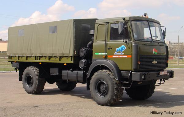MAZ-5316