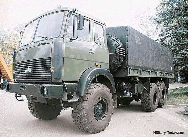 MAZ-6317