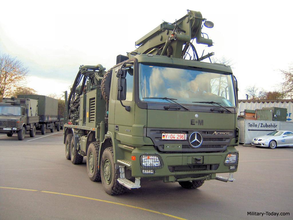 Truck Mercedes Benz Actros >> Mercedes-Benz Actros Images