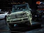 Mercedes G-class second generation