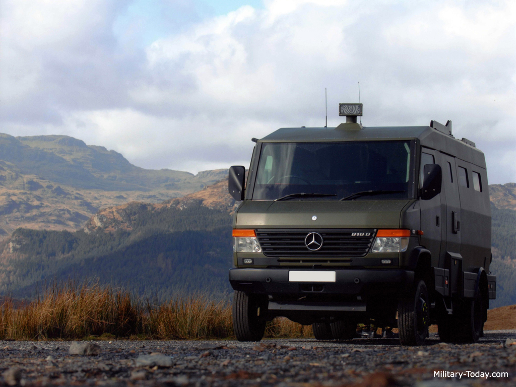 Mercedes benz vario images for Mercedes benz utility vehicle