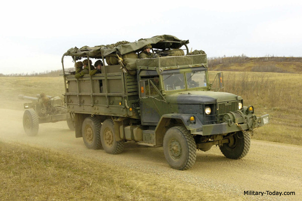 Military Vehicles For Sale Canada >> Mlvw Light Utility Truck Military Today Com