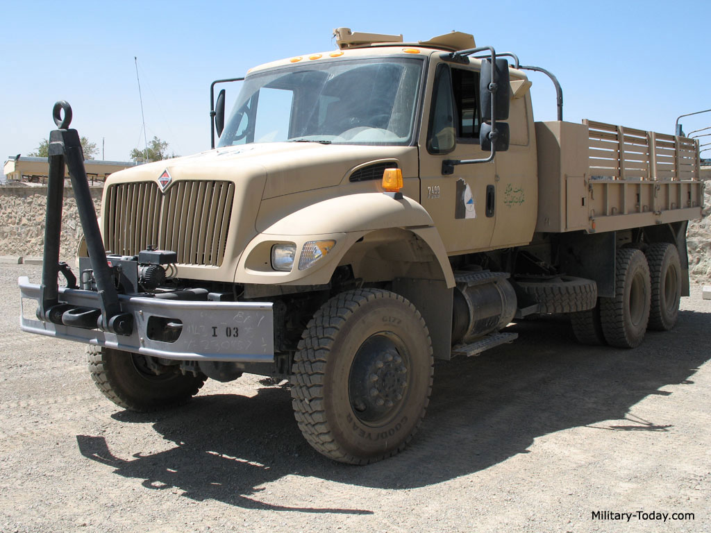 Navistar International 7000 series Images