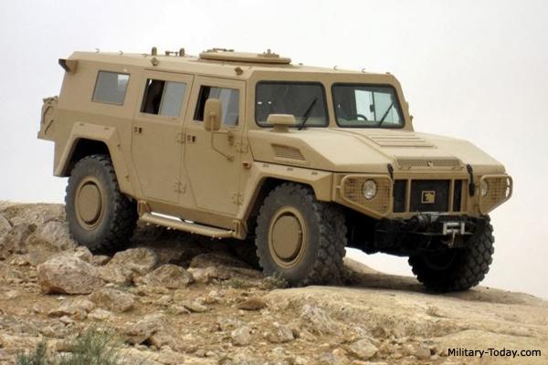 Nimr vehicle