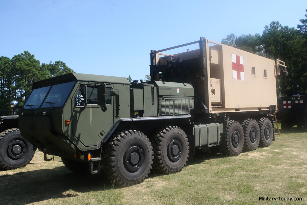 Military Vehicles For Sale >> Oshkosh LVSR Images