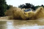 MTVR tractor truck