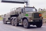 Oshkosh wheeled tanker