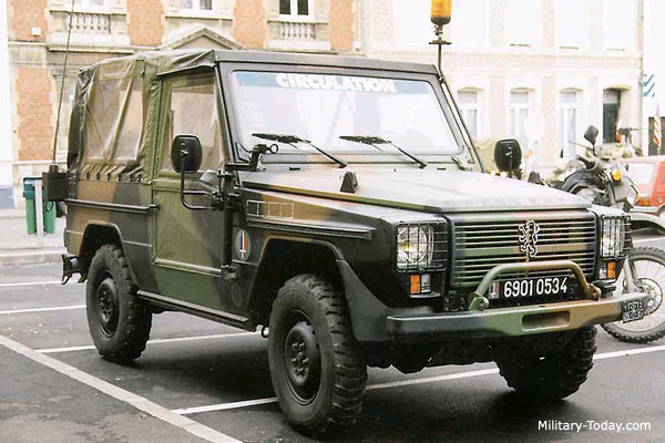 Military Jeeps For Sale Used Military Jeeps For Sale >> Peugeot P4 Light Utility Vehicle | Military-Today.com