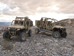 Polaris MRZR 2 and MRZR 4