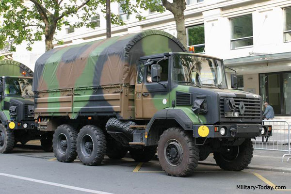 renault gbc 180 general utility truck military. Black Bedroom Furniture Sets. Home Design Ideas