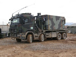 Scania P124CB 8x8