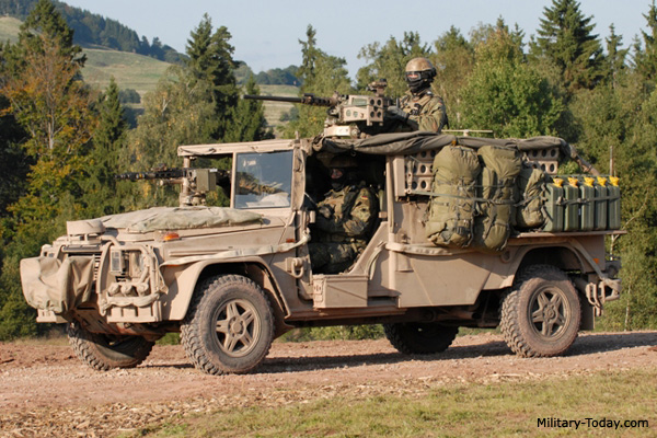 Serval Light Special Forces Vehicle Military Today Com