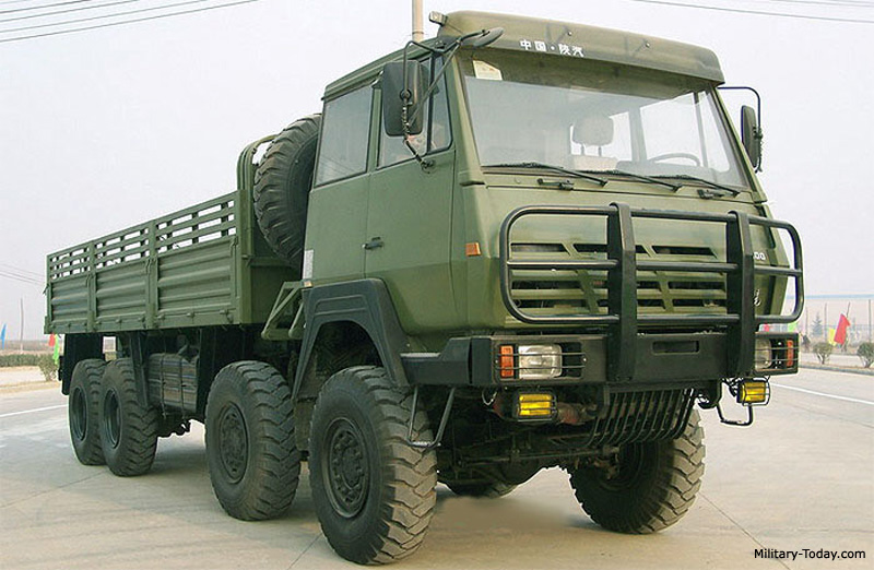 Army Heavy Duty Trucks : Shaanxi sx images