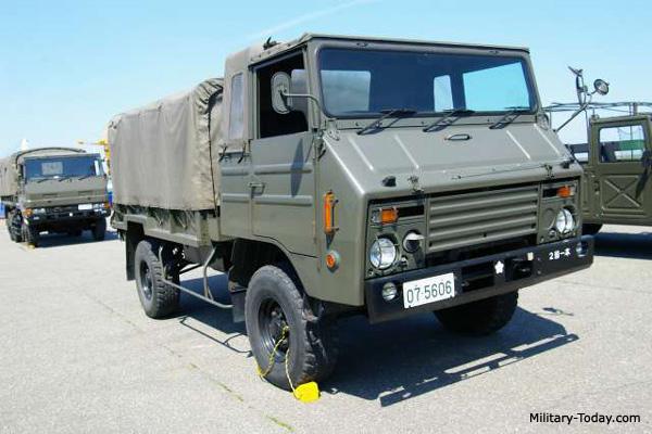 Type 73 Chugata