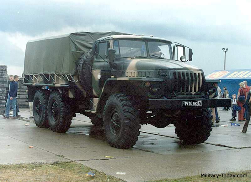 ural truck