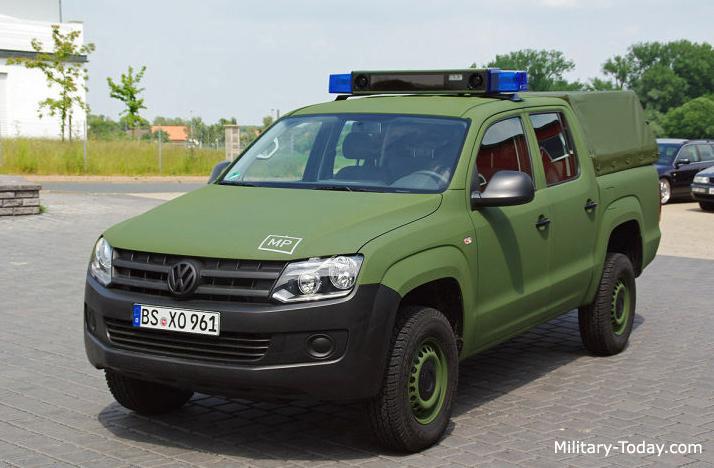 Volkswagen / Rheinmetall Amarok M