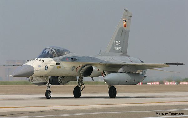F-CK-1 Ching Kuo fighter