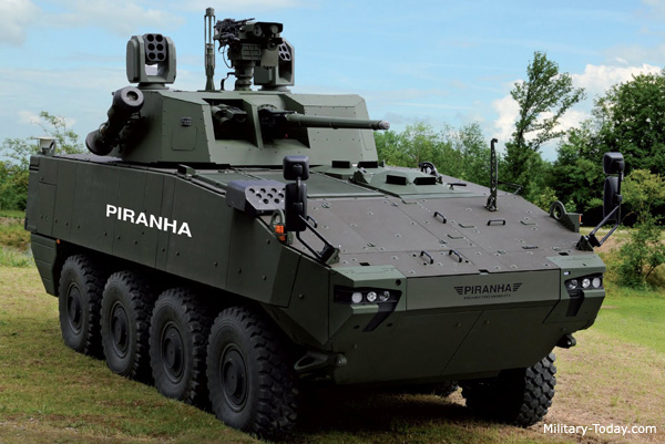Best IFV in the world