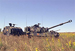 M109A6 Paladin SPH and M922