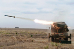 Pampero artillery rocket system
