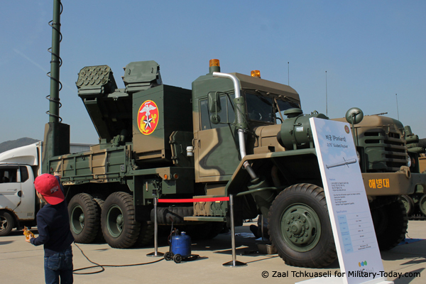 Poniard guided rocket system