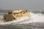 AAVR7 amphibious armored recovery vehicle
