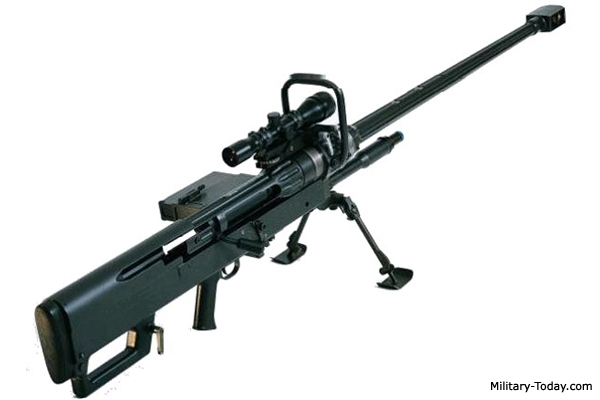 20 Mm Recoilless Rifle