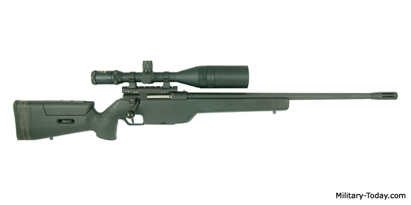 Best Sniper Rifle in the World
