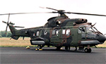 Eurocopter Cougar helicopter