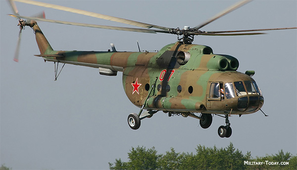 Top ten largest military transport helicopters