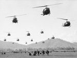 UH-1 helicopters
