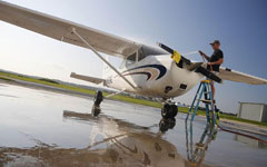 Maintaining a personal aircraft