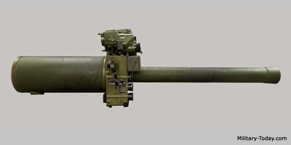 Blowpipe missile
