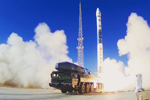 KZ-1A mobile satellite launch system