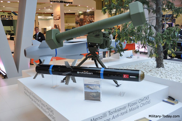 Deadliest anti-tank missile