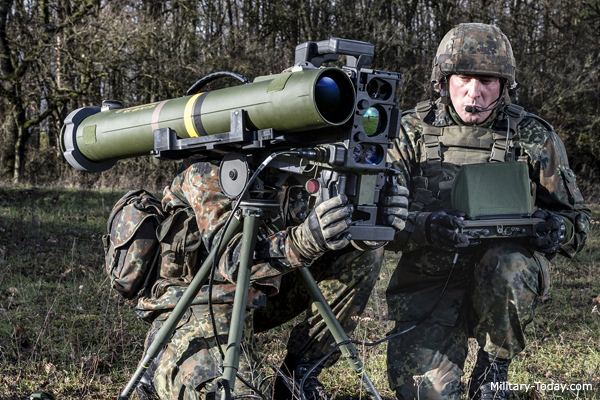 Top 10 man-portable anti-tank guided missiles