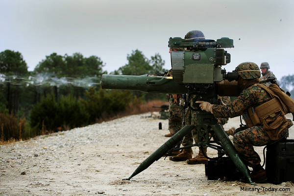 Which is the best anti-tank guided missile?