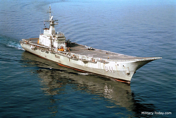 Top aircraft carriers