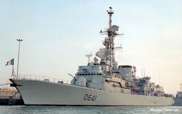 Georges Leygues class destroyer