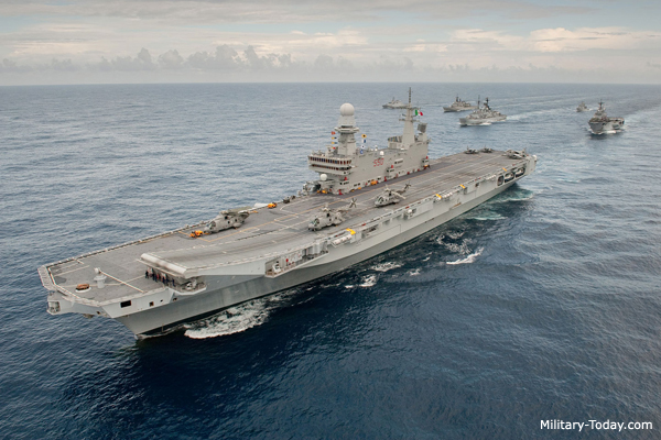 Top 10 navies in the world