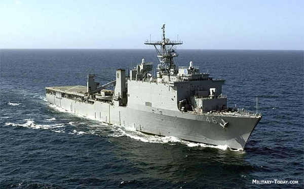 Whidbey Island class LSD