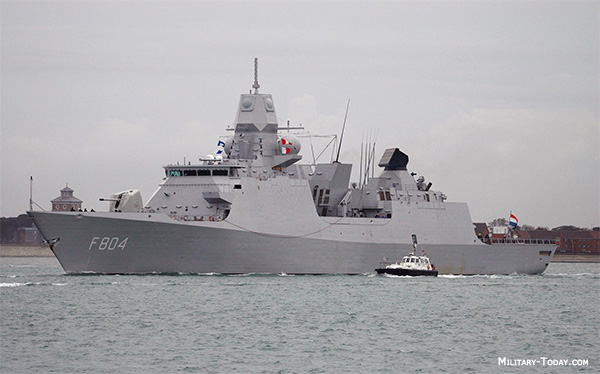 De Zeven Provincien class destroyer