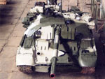 Drozd active protection system
