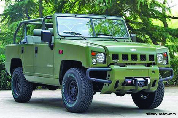 Top 10 light military vehicles in the world