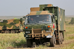 Dongfeng EQ2102 military truck