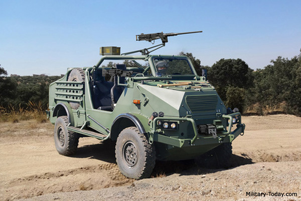 Special Operation Vehicle