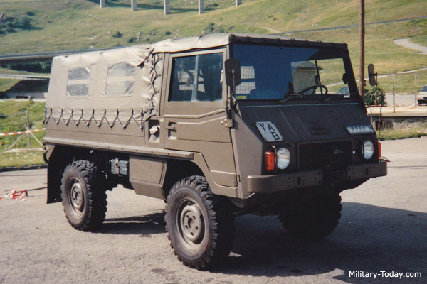 Most capable light military vehicle